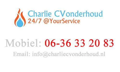 Charlie CV onderhoud - Den Haag en omstreken - contact